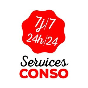 Service client - Réponse en 48/72 h